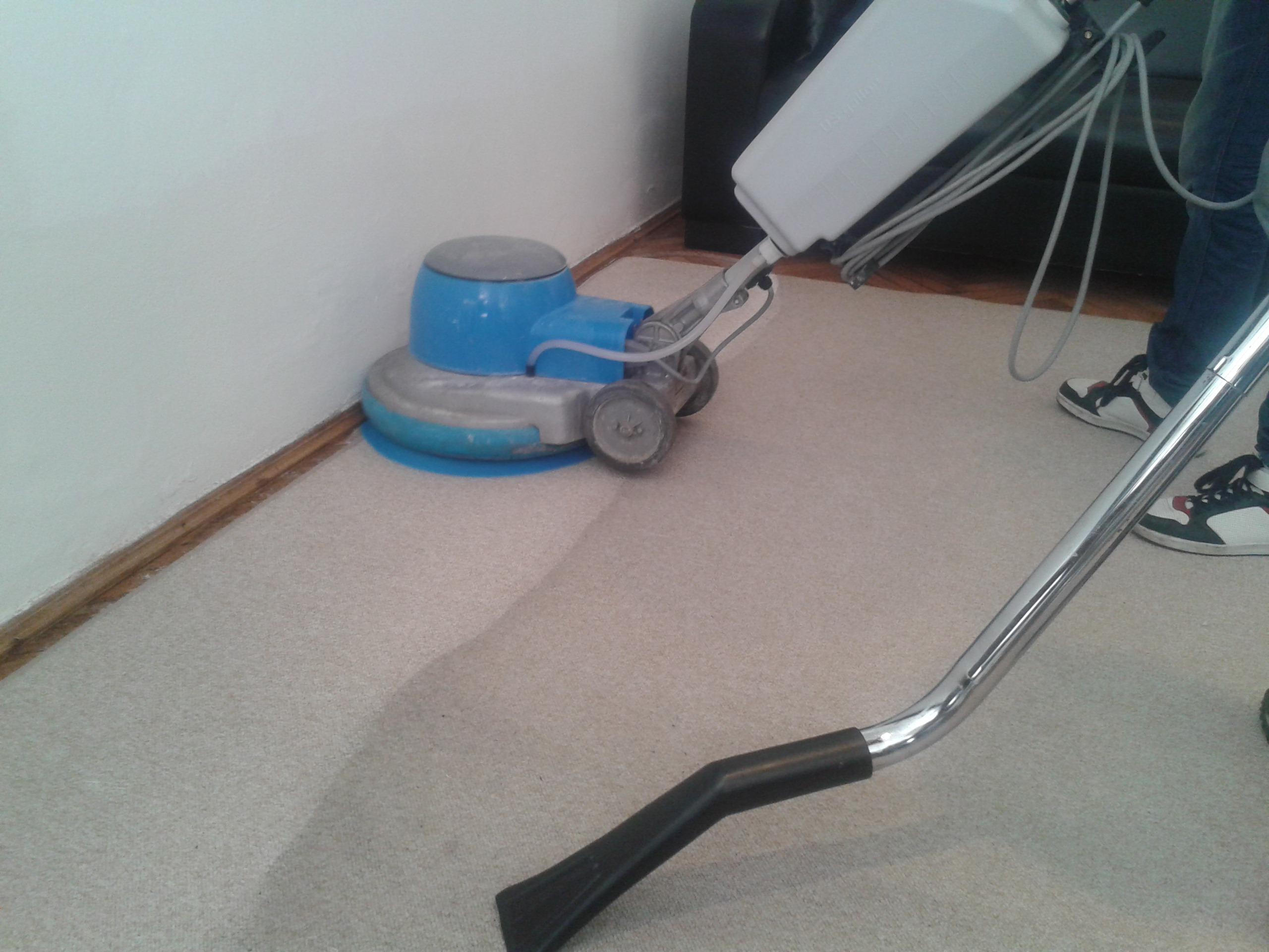 Kvalitná metóda = kvalitne vyčistený koberec