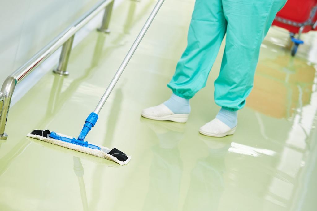 čím Umývat podlahy